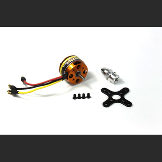 Torcster Brushless Gold A2822/17-1260 38g