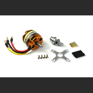 Torcster Brushless Gold A3536/8-1050 102g