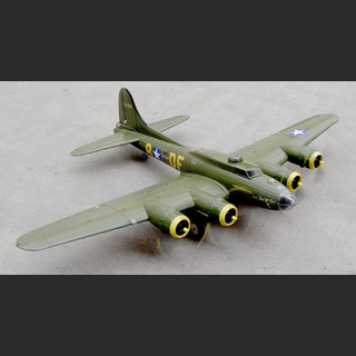 B-17 Flying Fortress EPO 1875 mm grün PNP